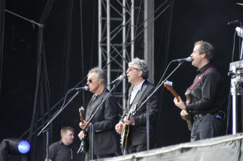 10CC @ Sweden Rock 2012
