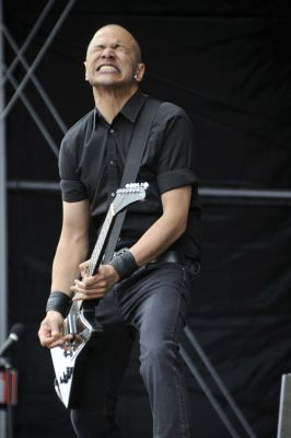 Danko Jones @ Sweden Rock 2012