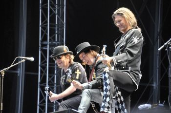 Slade @ Sweden Rock 2012