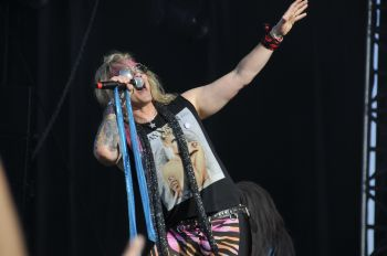 STeel Panther @ Sweden Rock 2012