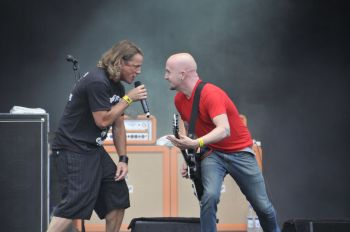 Ugly Kid Joe @ Sweden Rock 2012
