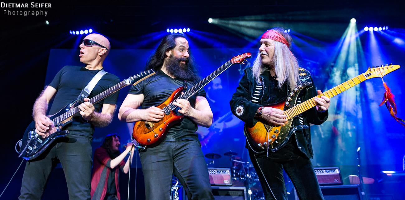 G3-Tour - Satriani, Petrucci, Roth